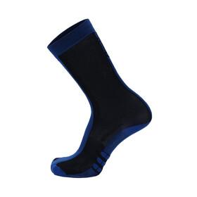 Santini Classe Chaussettes hautes Homme, blu nautica
